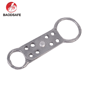 Security Aluminum Lockout Hasp with Double Ends Are Different Size