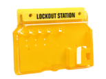 Pc Material Combination Plastic Lockout Station