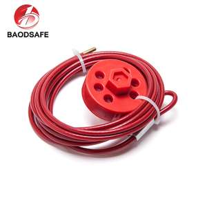 Multipurpose Safety Wheel Type Cable Lockout